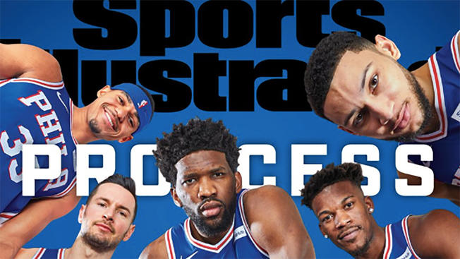 The Sixers are the best team in theEast